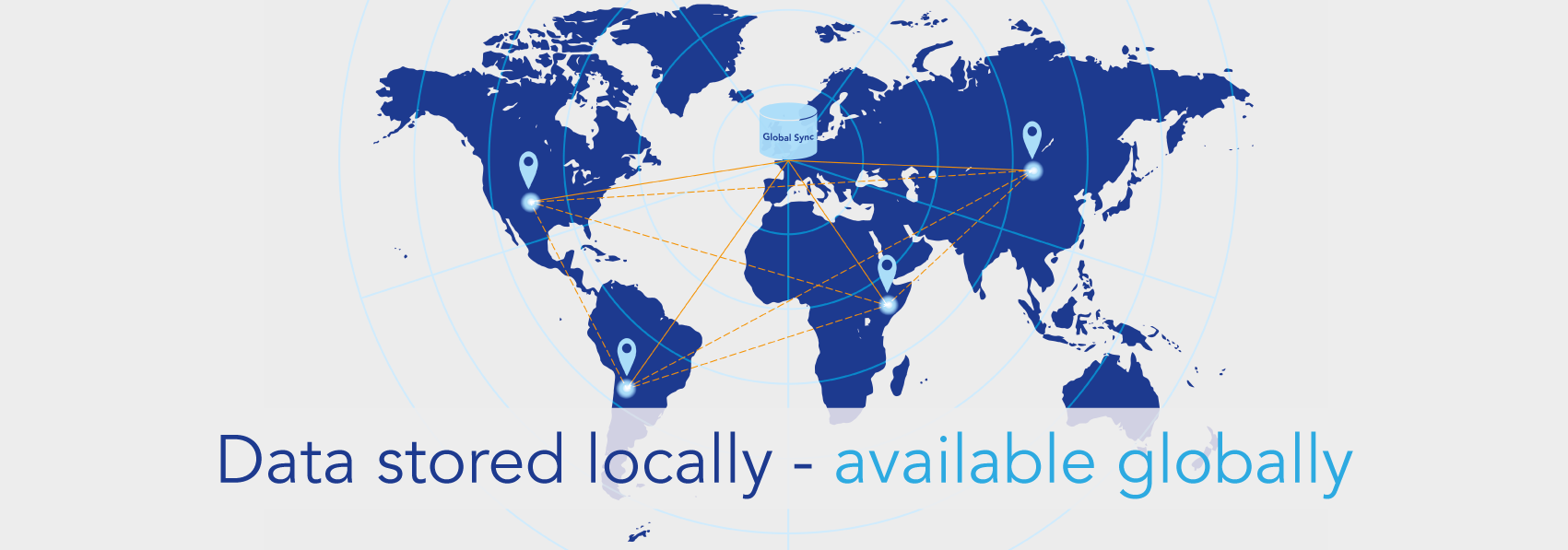 Connect your global sites…