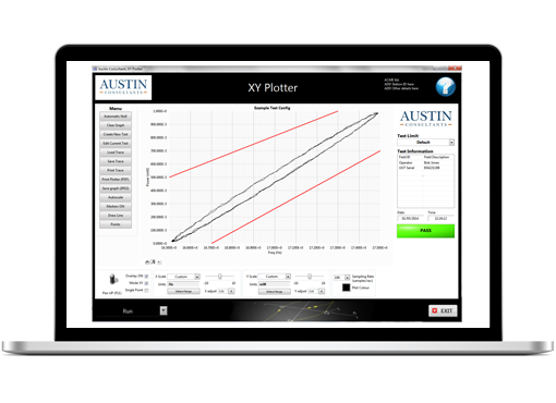 A Digital & Multi-Channel XY Plotter