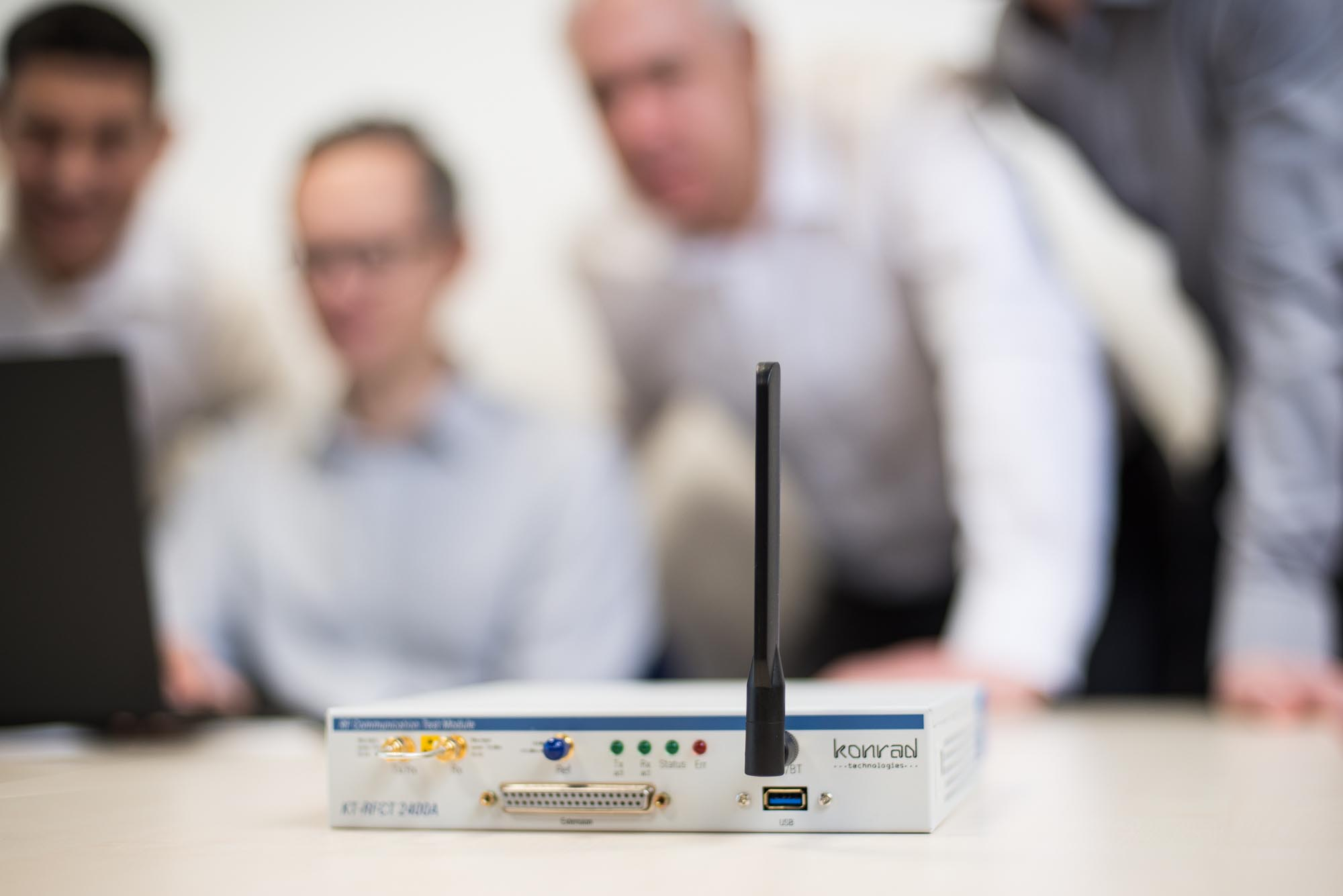 Functional RF Parametric & Throughput Performance Test of IoT Wireless Devices