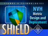 Shield: A Platform for Automated NVH Assessment Logo