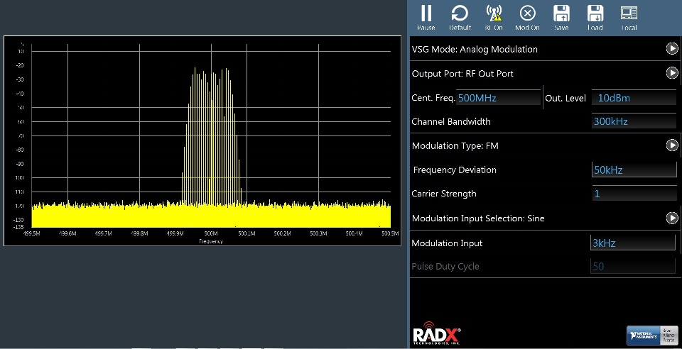 RADX LGT MSFS RTVSG