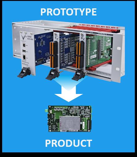 VERDI - Prototype to Product
