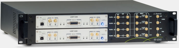 RP-6140 – 4-channel rackmount model