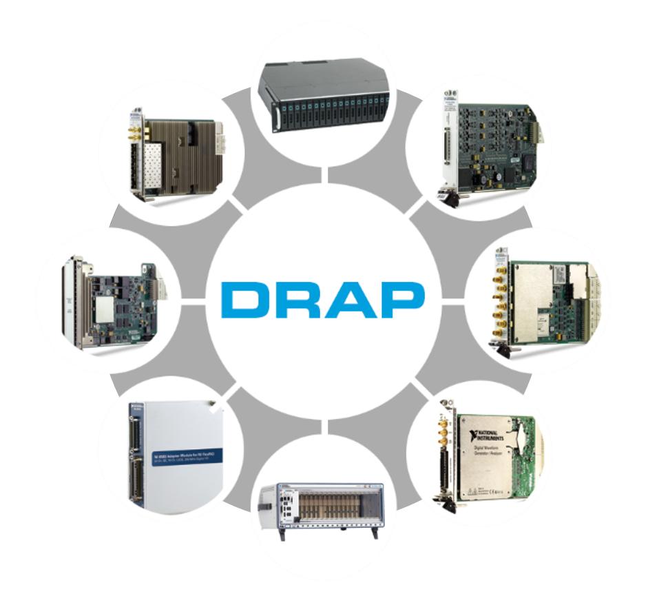 DRAP Hardware Options